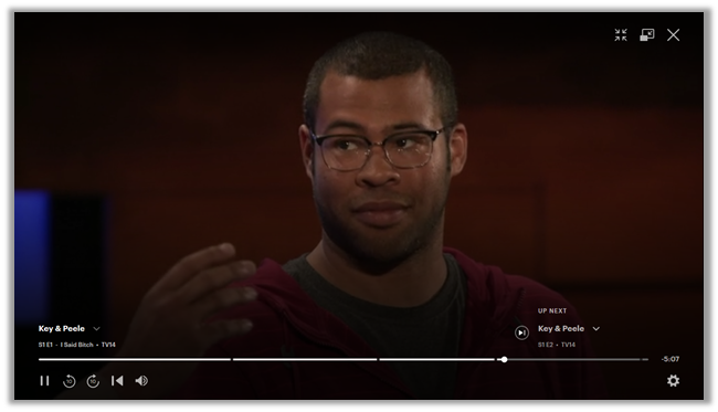 CyberGhost Unblocks Key & Peele on Hulu