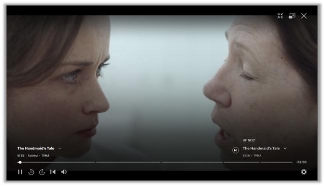 PureVPN Unblocks The Handmaid's Tale on Hulu