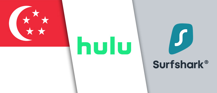 Can I Watch Hulu in Singapore With Surfshark