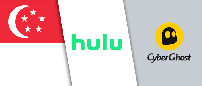 Can I Watch Hulu in Singapore with CyberGhost