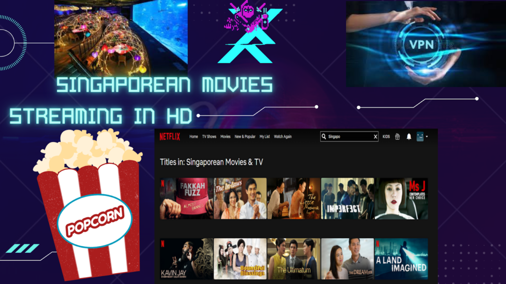 Streaming Services Singapore