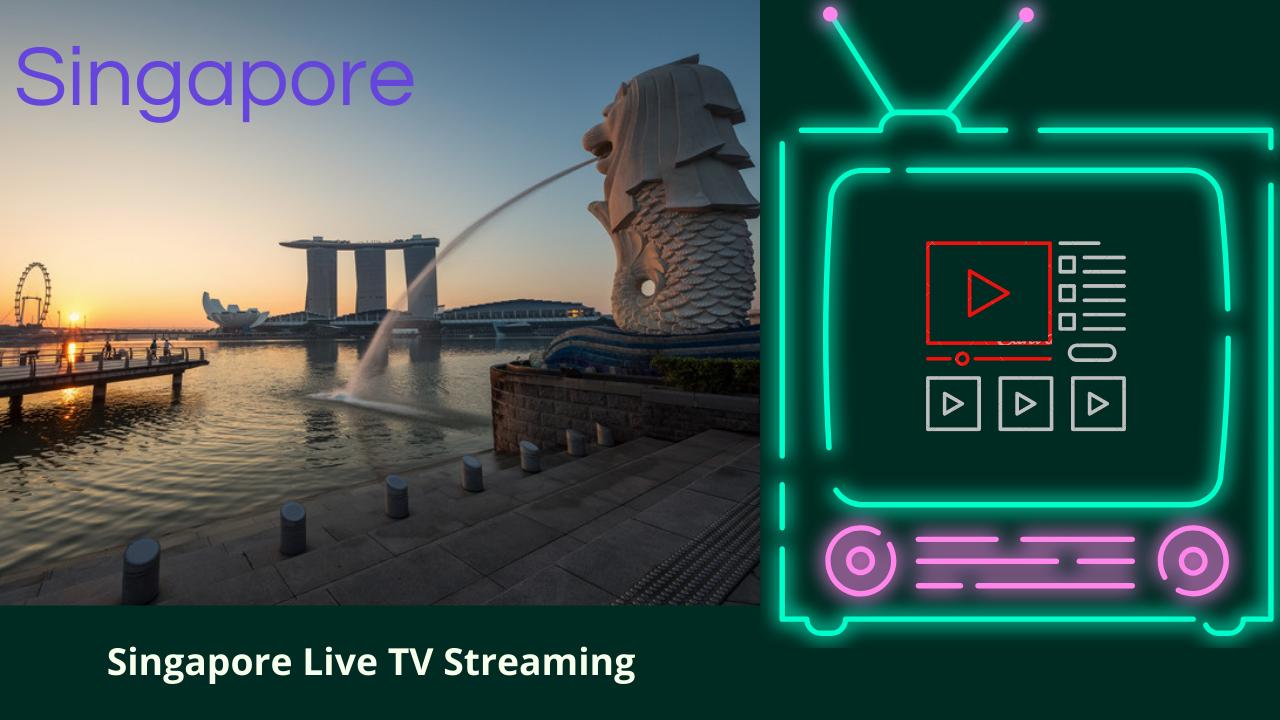 Singapore-Live-TV