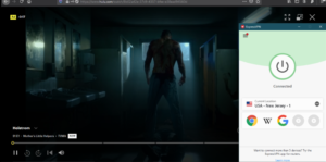 Streaming Helstorm on Hulu with ExpressVPN