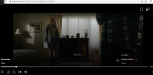 Watching Tentacles on Hulu with ExpressVPN