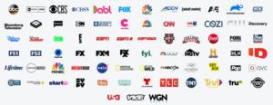 List of Hulu Live TV Channels